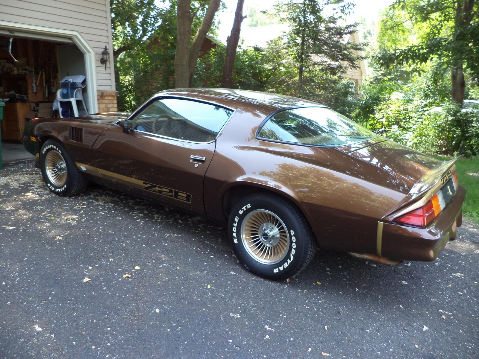 Mustang Z28 >> 1979 Chevrolet Camaro - Pictures - CarGurus