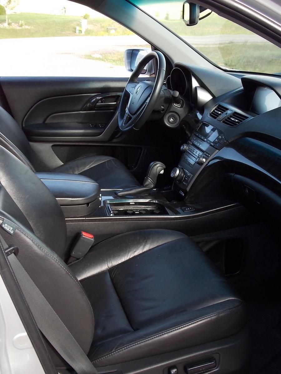 2008 Acura Mdx Interior Pictures Cargurus
