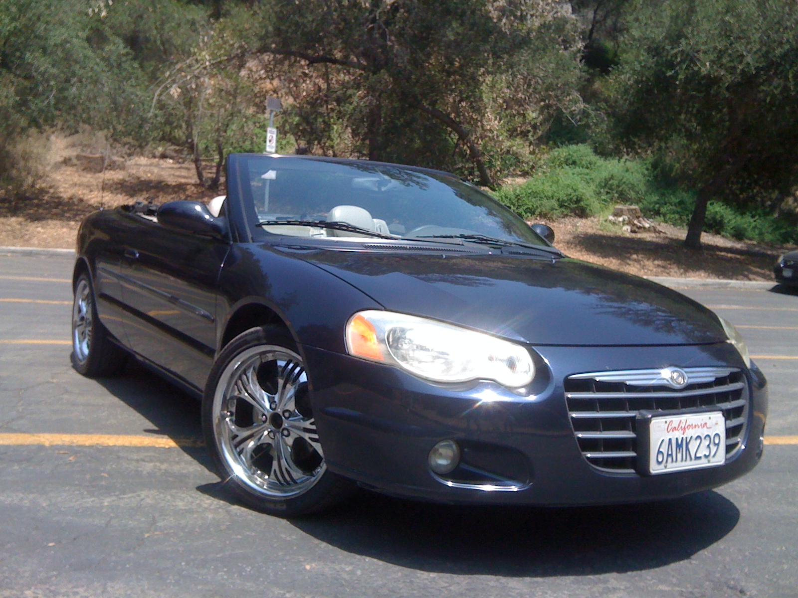 2004 chrysler sebring exterior pictures cargurus. Black Bedroom Furniture Sets. Home Design Ideas