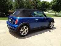 Picture of 2005 MINI Cooper S Convertible, exterior, gallery_worthy