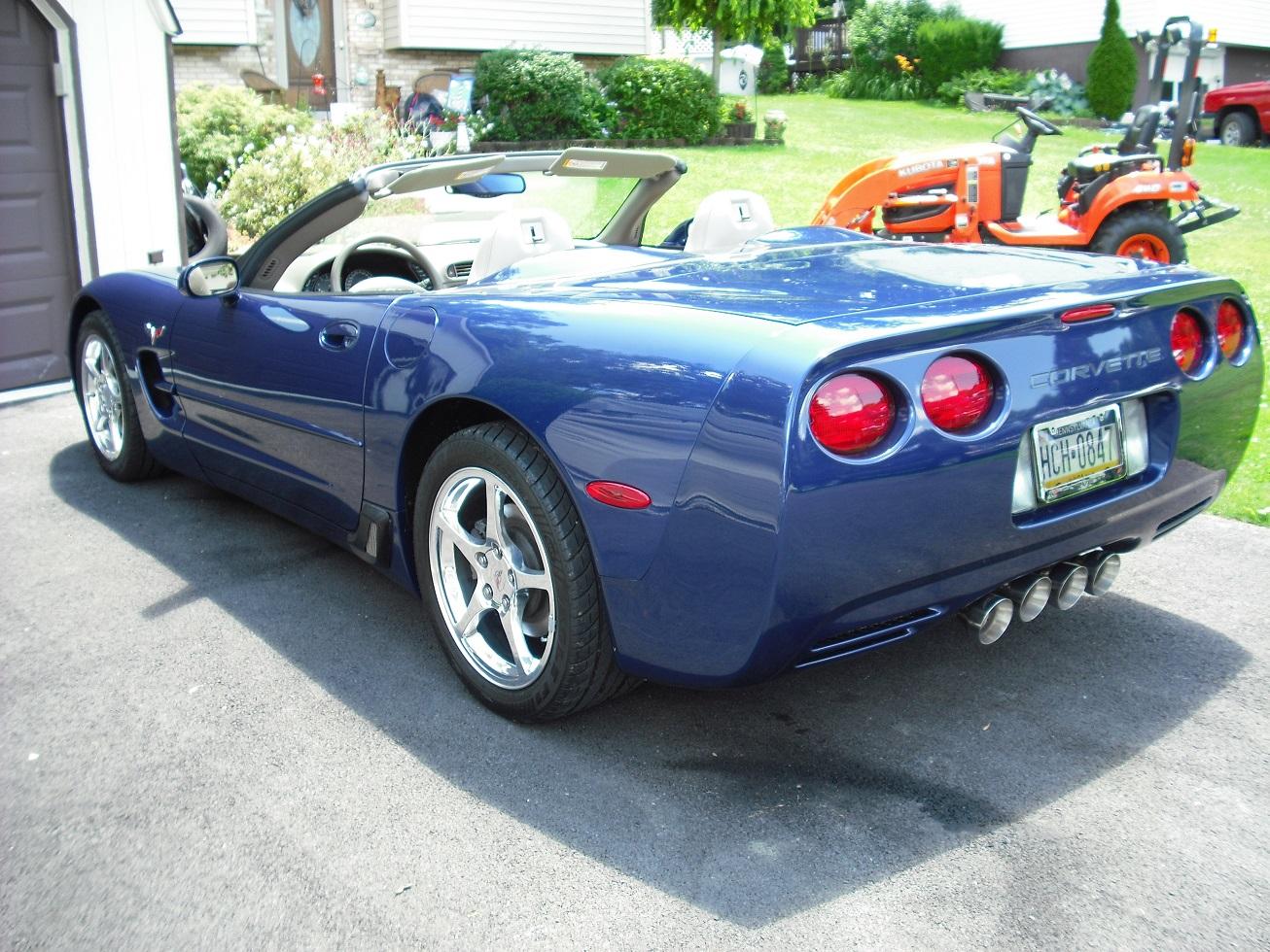 2004 Chevrolet Corvette Pictures Cargurus