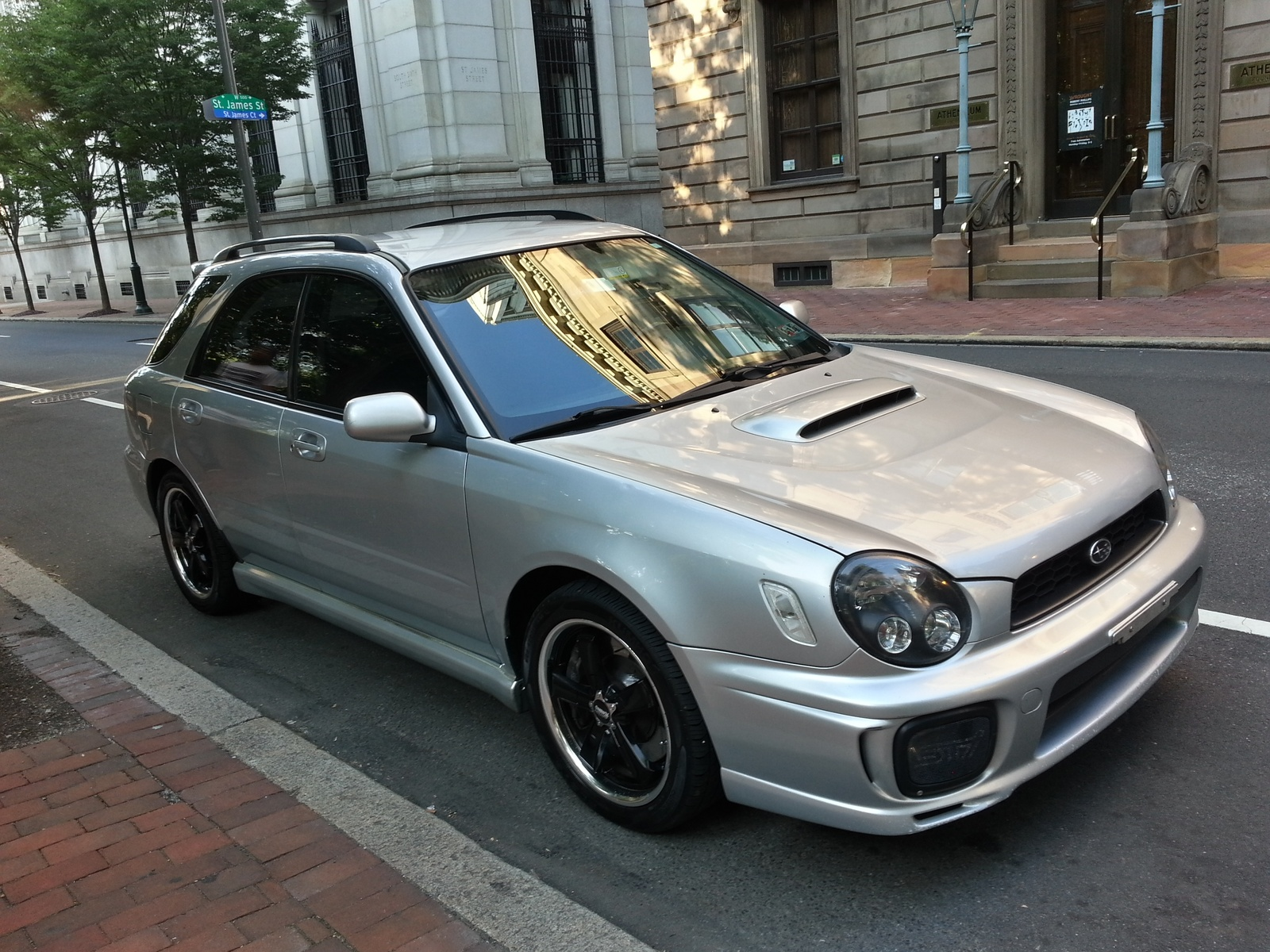 picture of 2002 subaru outback base wagon exterior sexy girl and car photos. Black Bedroom Furniture Sets. Home Design Ideas