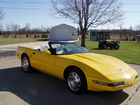 Picture of 1993 Chevrolet Corvette Convertible RWD, exterior, gallery_worthy