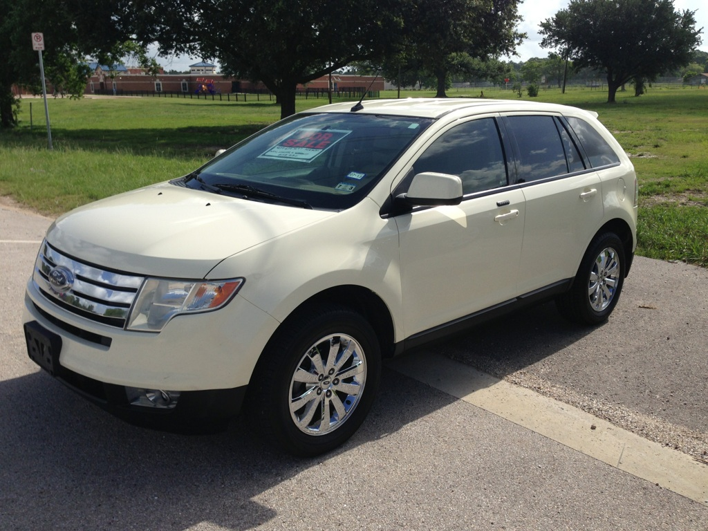 2007 Ford Edge Pictures Cargurus