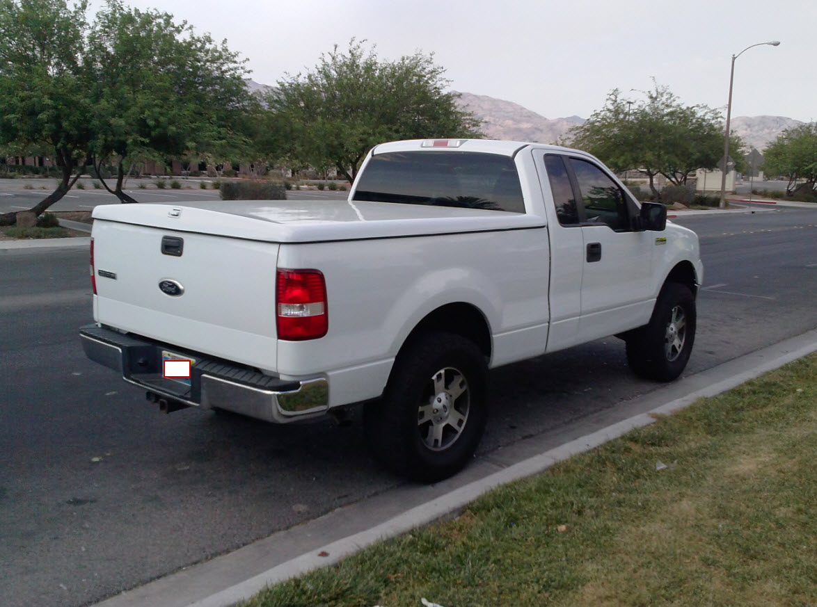 Picture of 2007 ford f 150 xlt 4wd exterior