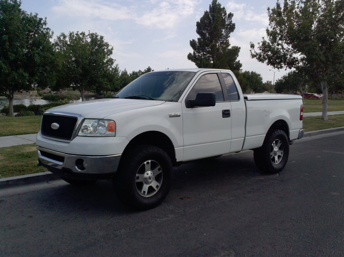 2007 ford f 150 - photo #14