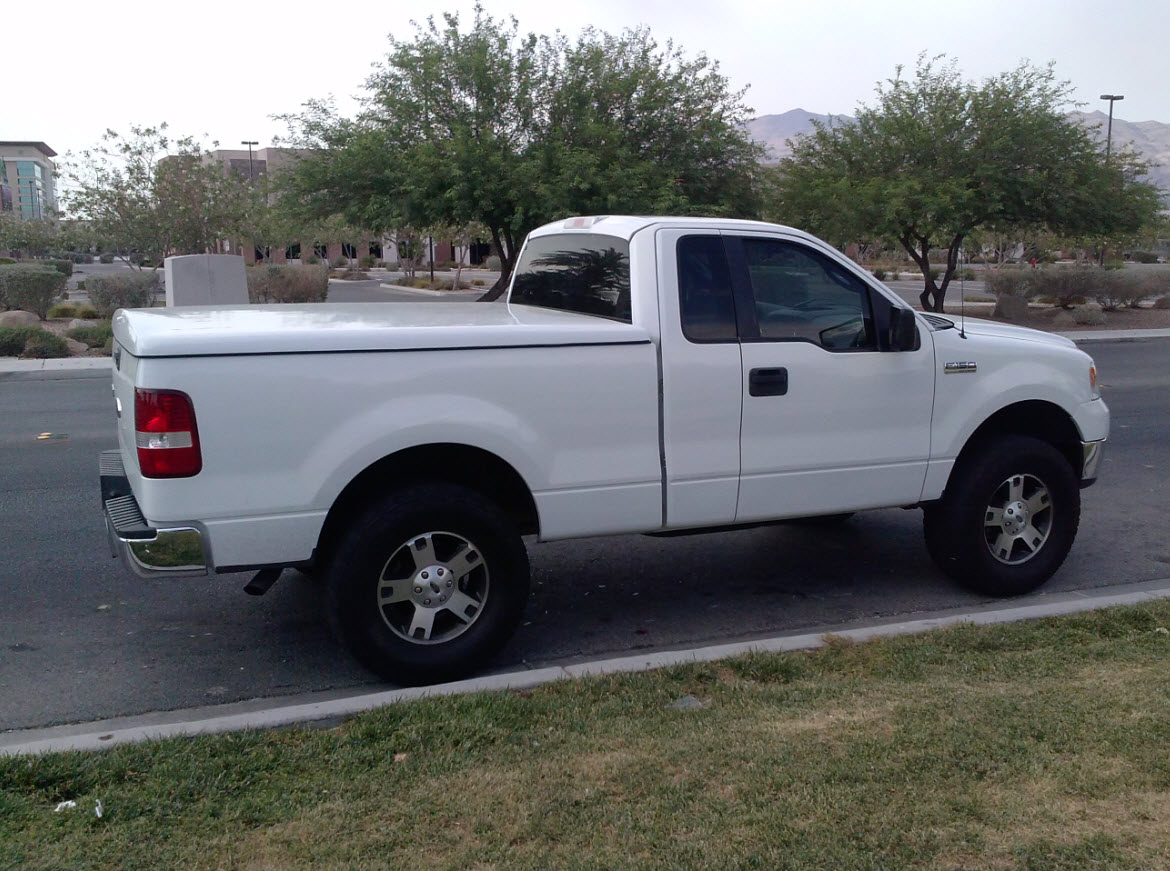 2007 ford f 150 - photo #4