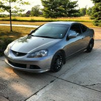 2006 Acura RSX Coupe w/ 5-spd and Leather picture, exterior