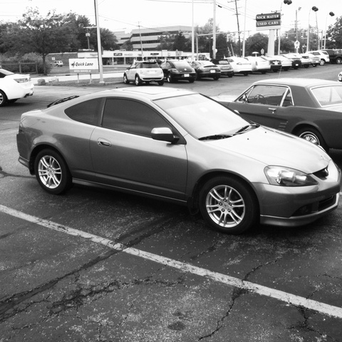 Picture of 2006 Acura RSX Hatchback 5A w/ Leather, exterior