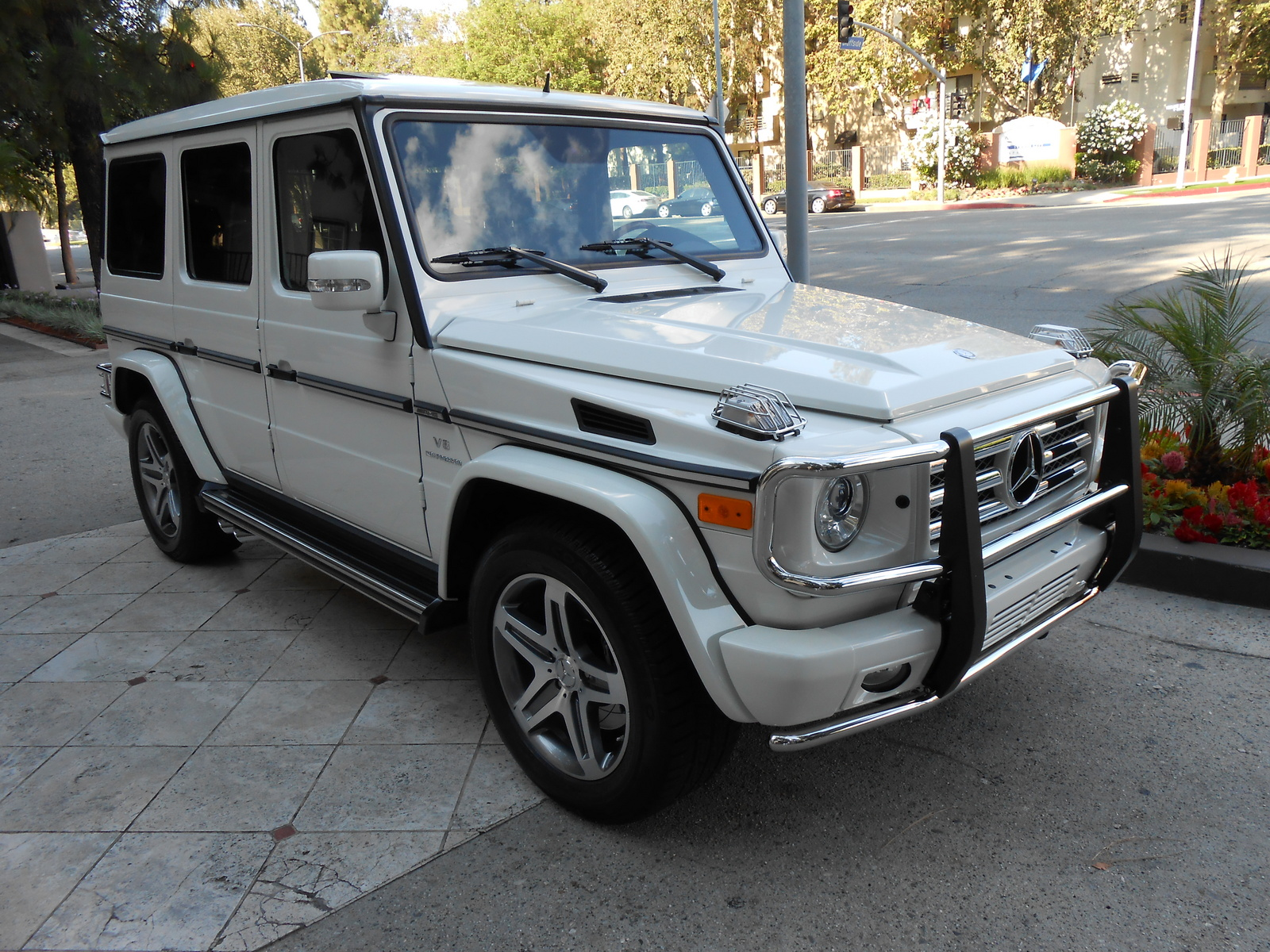 Used mercedes benz g class for sale los angeles ca cargurus for Mercedes benz for sale cargurus