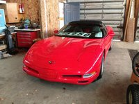 Picture of 1999 Chevrolet Corvette Convertible, exterior, gallery_worthy