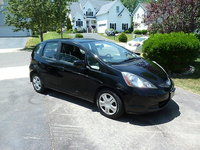 Picture of 2009 Honda Fit Base, exterior