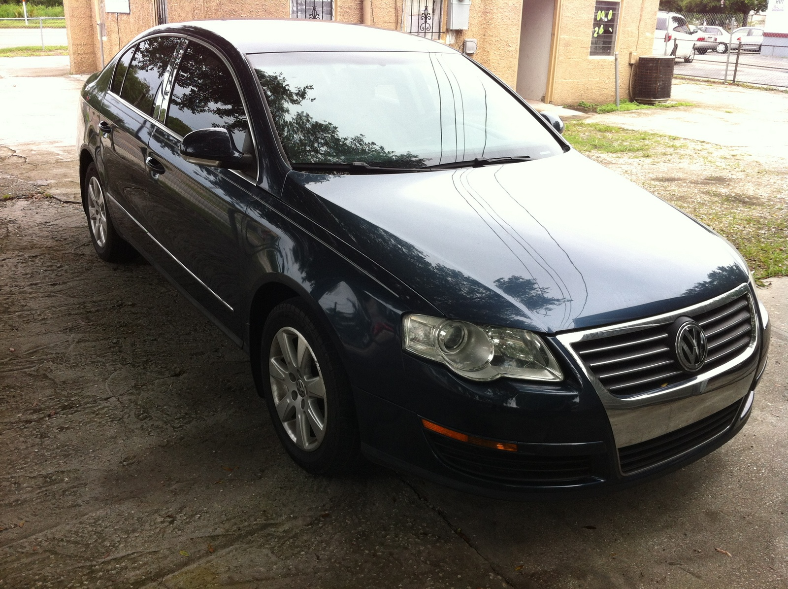 2007 Volkswagen Passat 2 0t Feuse Pictures To Pin On