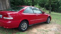 Picture of 2000 Honda Civic EX, exterior
