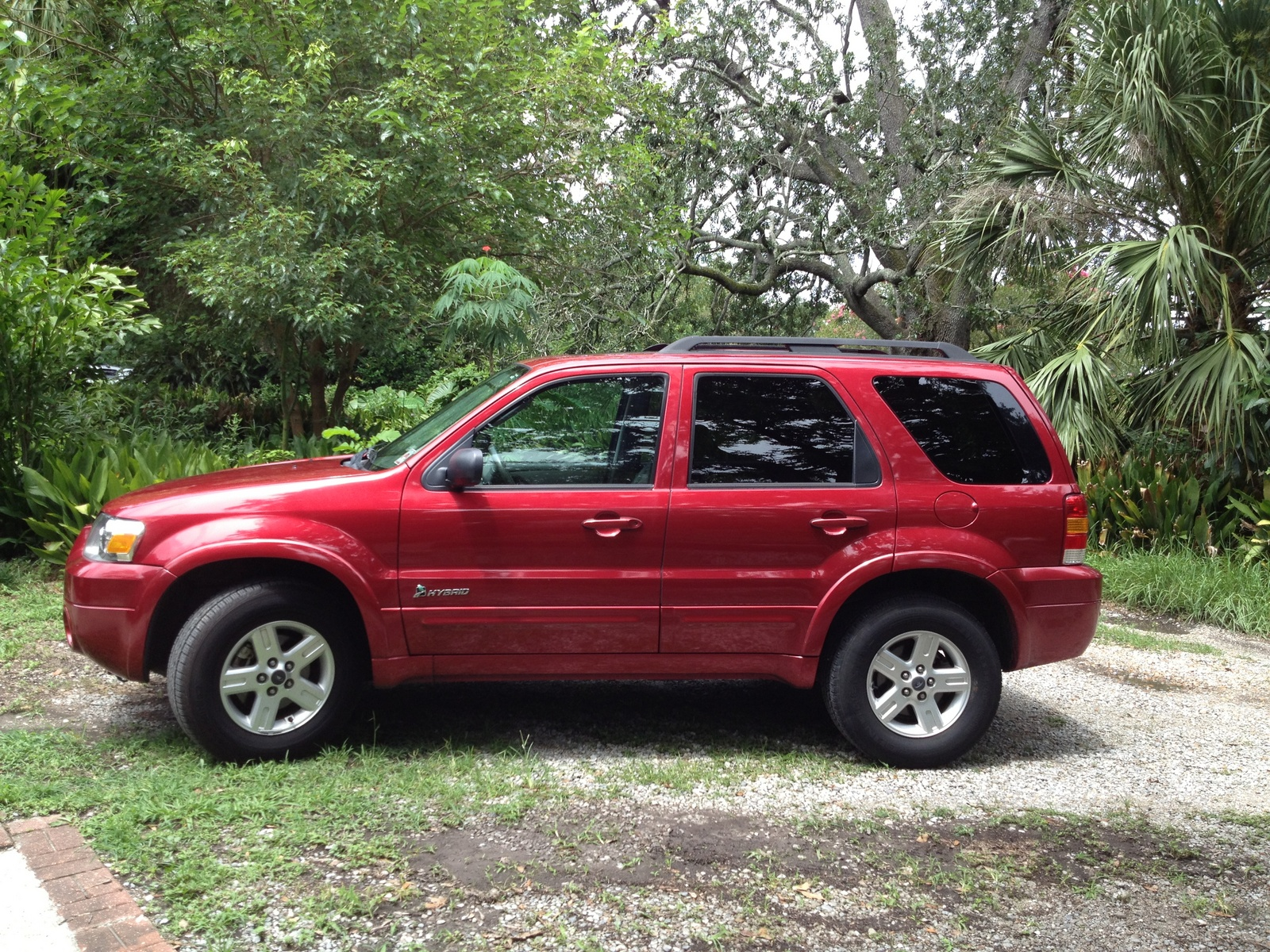 2007 Ford Escape Hybrid Pictures Cargurus