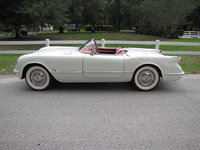 Picture of 1953 Chevrolet Corvette Convertible Roadster, exterior