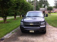 Picture of 2010 Chevrolet Suburban LS 2500 4WD, exterior