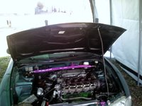 Picture of 1997 Eagle Talon 2 Dr TSi Turbo AWD Hatchback, engine