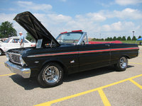 1965 Ford Falcon, Not my actual car but mine was identical in color and options, minus the rims I had cragers., exterior