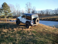 Picture of 1997 Jeep Wrangler SE, exterior
