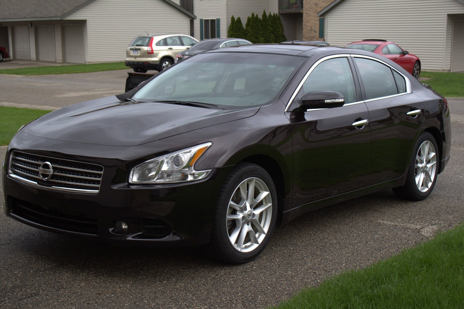Nissan Altima Gas Mileage >> 2013 Nissan Maxima Specs | Autos Post
