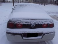 2004 Chevrolet Impala Base, Here is another snow shot, but was near Bloomington, MN. back on 27 Dec 12., exterior