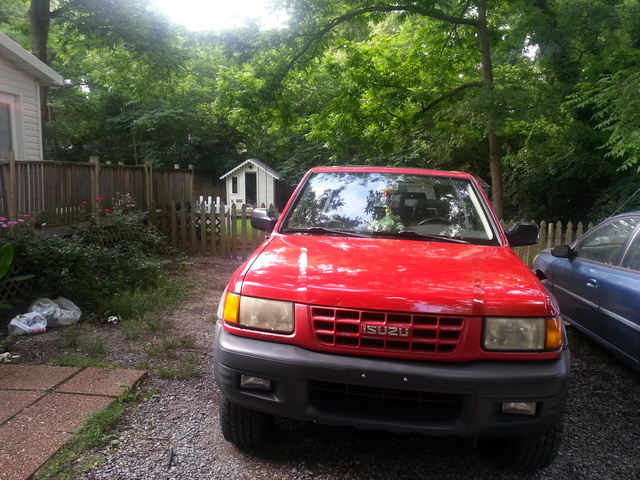 Picture of 1999 Isuzu Amigo 2 Dr S 4WD Convertible