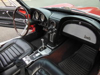 Picture of 1966 Chevrolet Corvette Convertible Roadster, interior, gallery_worthy
