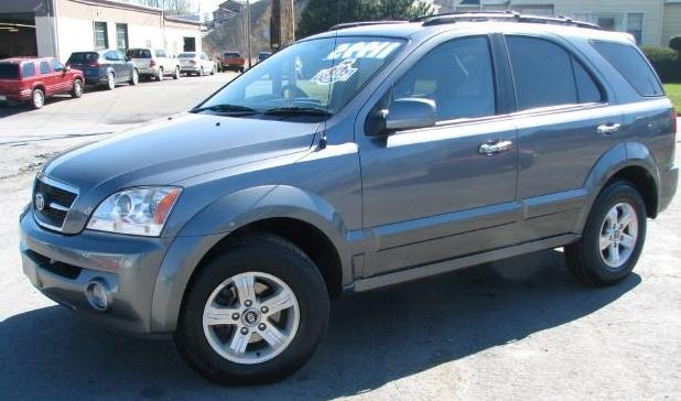 Picture of 2005 Kia Sorento EX 4WD, exterior, gallery_worthy