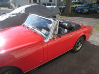 1973 MG Midget Picture Gallery