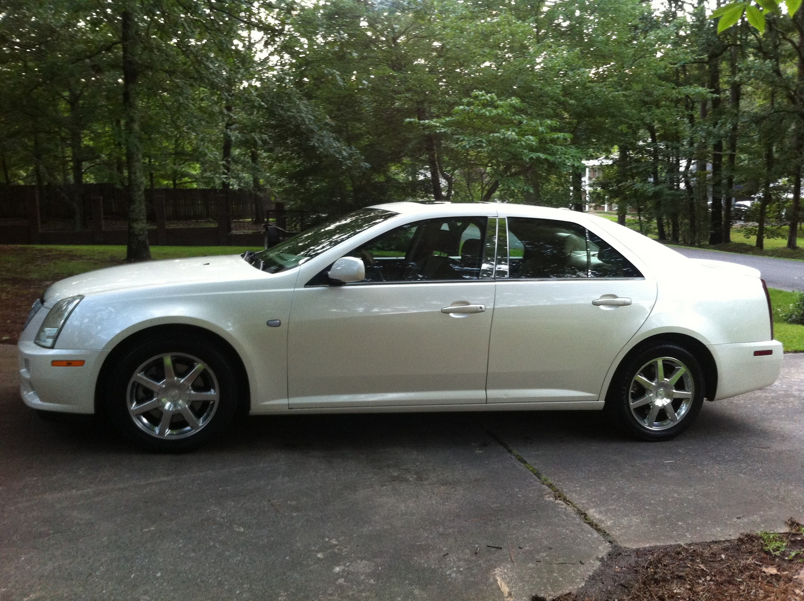 2005 Cadillac Sts Pictures Cargurus