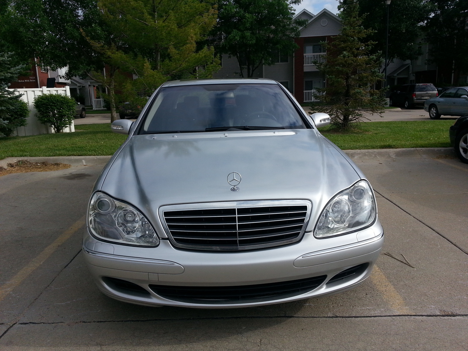 2006 mercedes benz s class exterior pictures cargurus for 2006 mercedes benz s350 review
