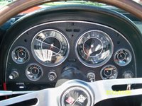 1964 Chevrolet Corvette Convertible Roadster picture, interior