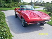 1964 Chevrolet Corvette Convertible Roadster picture, exterior