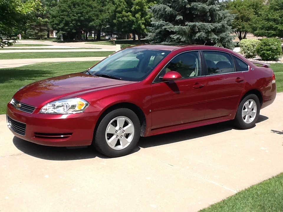 2009 Chevrolet Impala - Pictures - CarGurus