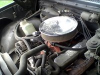 Picture of 1986 Dodge Ram, engine