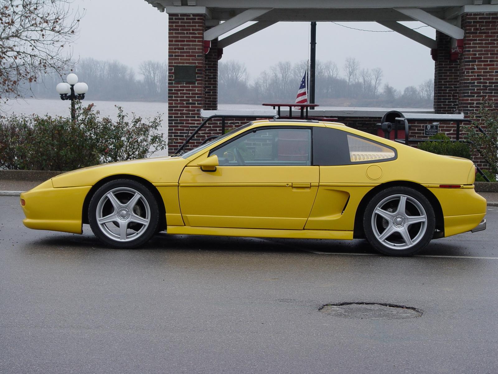 1986 Pontiac Fiero Overview Cargurus