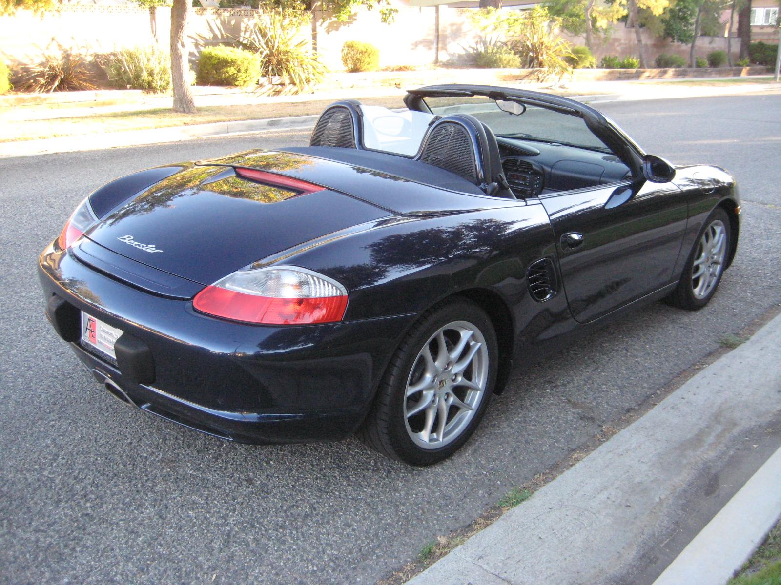 2003 Porsche Boxster Pictures Cargurus