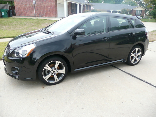 Picture of 2009 Pontiac Vibe GT