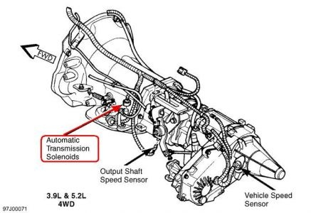 Discussion T4535 ds552309 on ford explorer automatic transmission diagram