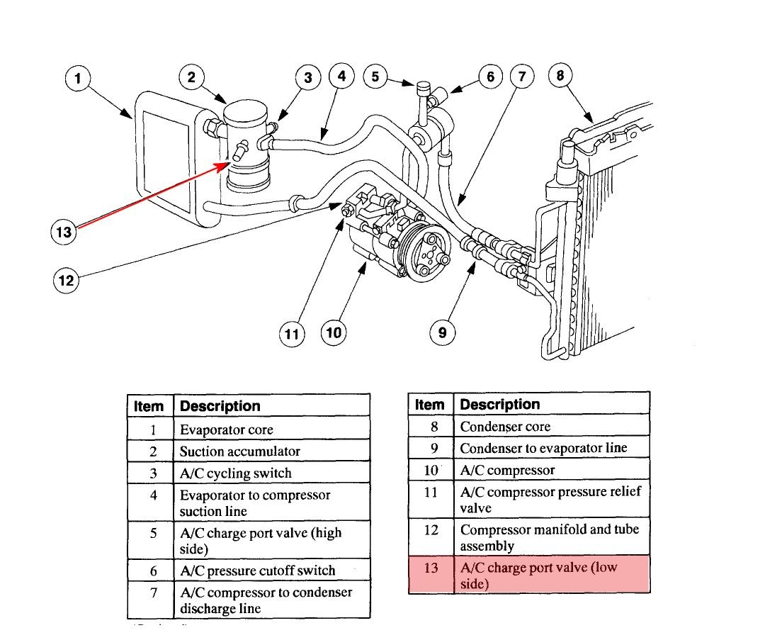 Ac Compressor Diagram Wiring Trusted Hermetic Chevrolet Easy To Read Diagrams U2022