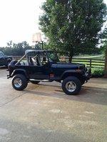 1989 Jeep Wrangler, 89 wrangler 2.5 Low Output, exterior
