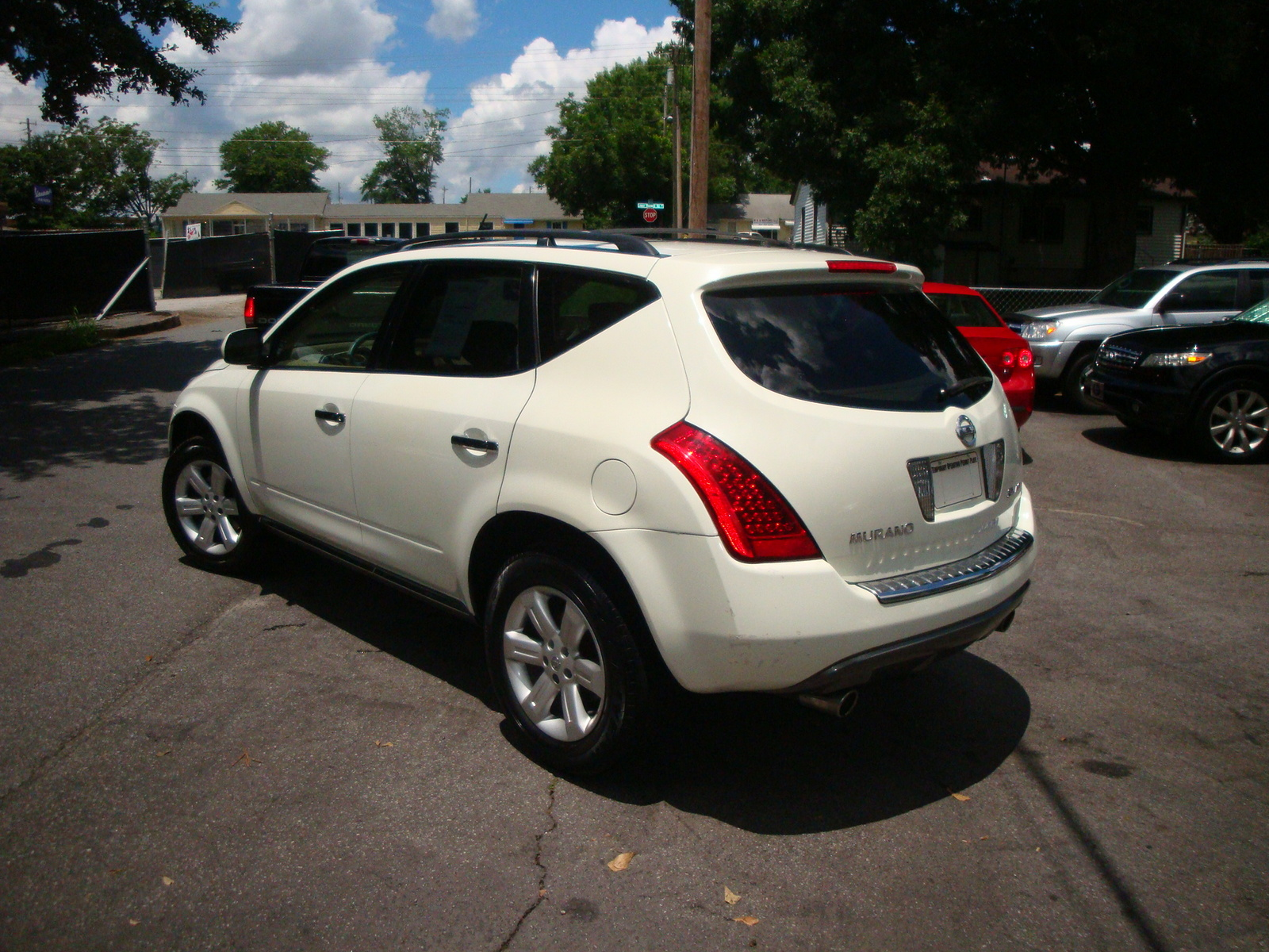 2006 nissan murano trim information cargurus. Black Bedroom Furniture Sets. Home Design Ideas