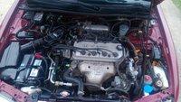 Picture of 1997 Honda Accord EX Wagon, engine