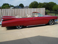 1959 Cadillac DeVille Picture Gallery
