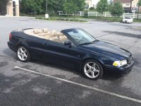 2002 Volvo C70 2 Dr HT Turbo Convertible picture, exterior