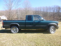 Picture of 1995 Dodge Dakota 2 Dr SLT 4WD Extended Cab SB, exterior, gallery_worthy