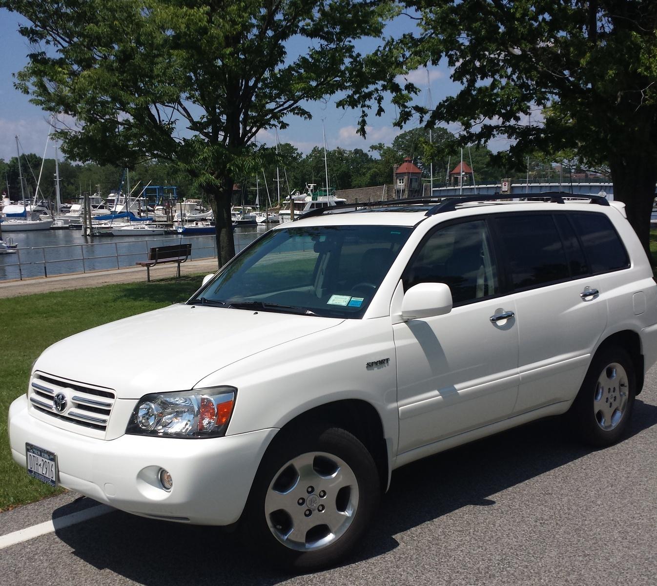 Toyota Highlander Reviews: 2006 Toyota Highlander
