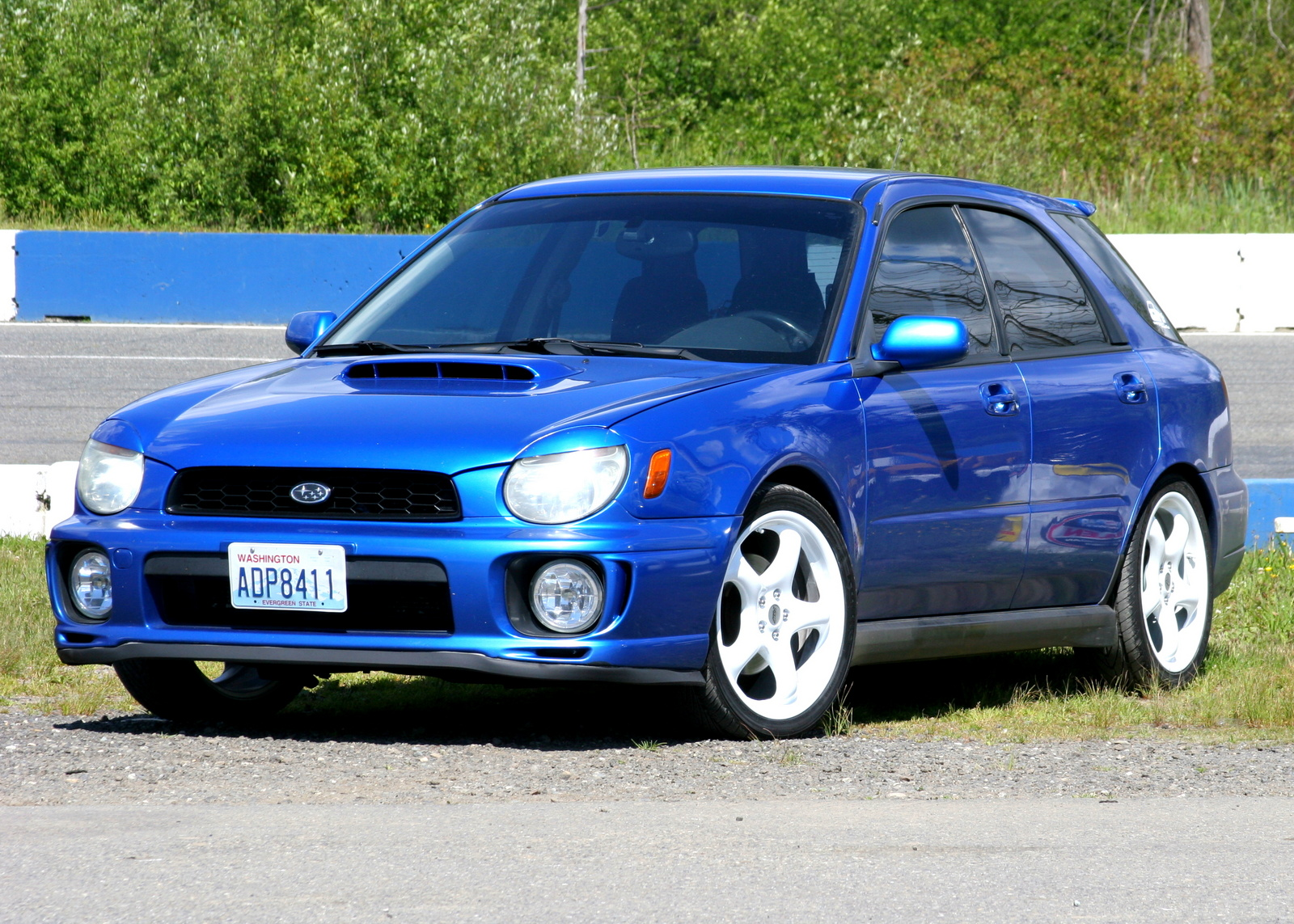 2002 subaru impreza wrx exterior pictures cargurus. Black Bedroom Furniture Sets. Home Design Ideas