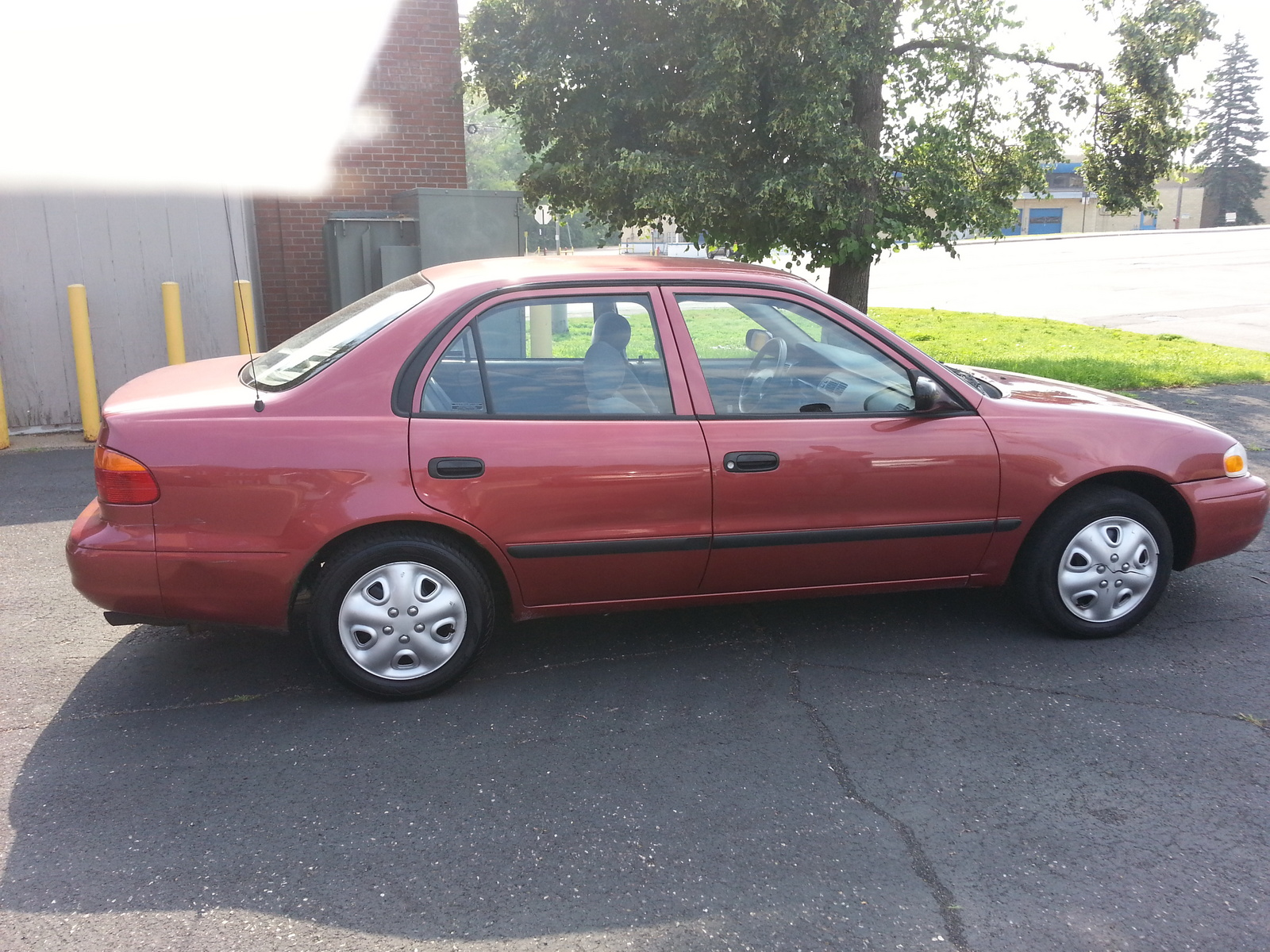 Picture of 1999 Chevrolet Prizm 4 Dr LSi Sedan